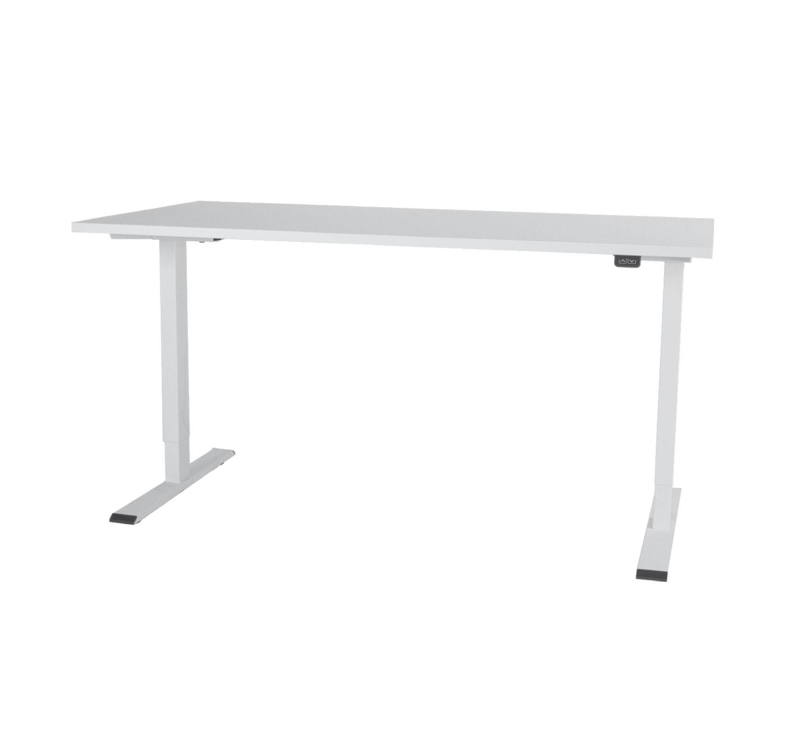Sähkötyöpöytä Basic 120 x 80 edullinen säädettävä työpöytä hinta 375€