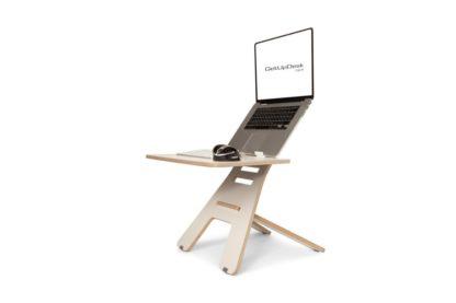 GetUpDesk Light säädettävä tietokonepöytä