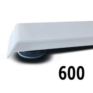 Avec 2 sähköpöydän jalkavaste 600mm